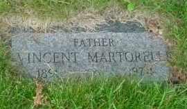 MATOREL, VINCENT - Genesee County, Michigan | VINCENT MATOREL - Michigan Gravestone Photos