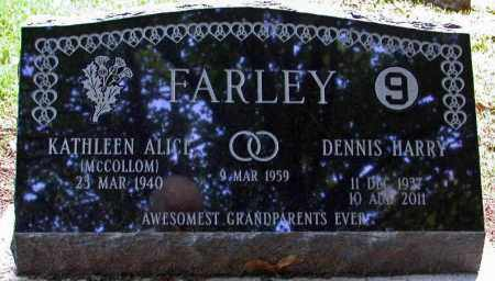 FARLEY, DENNIS HARRY - Genesee County, Michigan | DENNIS HARRY FARLEY - Michigan Gravestone Photos