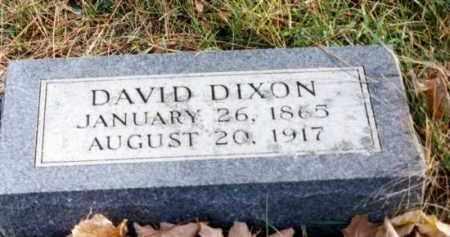 DIXON, DAVID - Grand Traverse County, Michigan   DAVID DIXON - Michigan Gravestone Photos