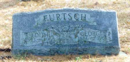 FURTSCH, EDITH - Grand Traverse County, Michigan | EDITH FURTSCH - Michigan Gravestone Photos