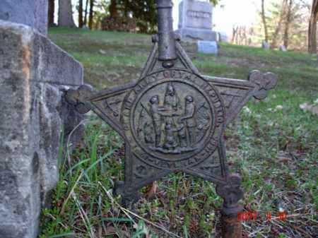 MEAD CIVIL WAR, MARKER - Grand Traverse County, Michigan   MARKER MEAD CIVIL WAR - Michigan Gravestone Photos