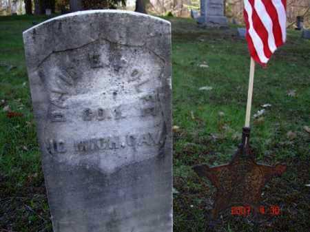 ROLFE, DAVID E. - Grand Traverse County, Michigan   DAVID E. ROLFE - Michigan Gravestone Photos