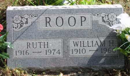 ROOP, RUTH - Grand Traverse County, Michigan | RUTH ROOP - Michigan Gravestone Photos