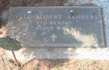 SANDERS, JESSE ROBERT - Grand Traverse County, Michigan | JESSE ROBERT SANDERS - Michigan Gravestone Photos