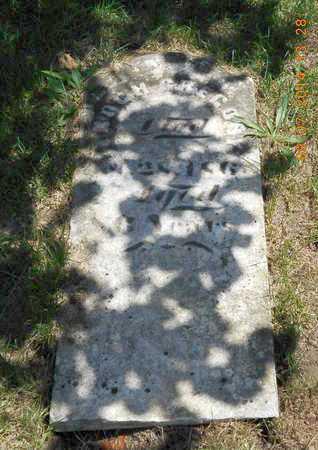 GREGORY, ENOCH - Hillsdale County, Michigan | ENOCH GREGORY - Michigan Gravestone Photos