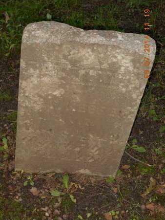 KEEFER, CATHARINE - Hillsdale County, Michigan | CATHARINE KEEFER - Michigan Gravestone Photos