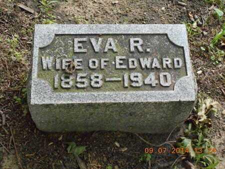 SCHAUPPNER, EVA R. - Hillsdale County, Michigan | EVA R. SCHAUPPNER - Michigan Gravestone Photos