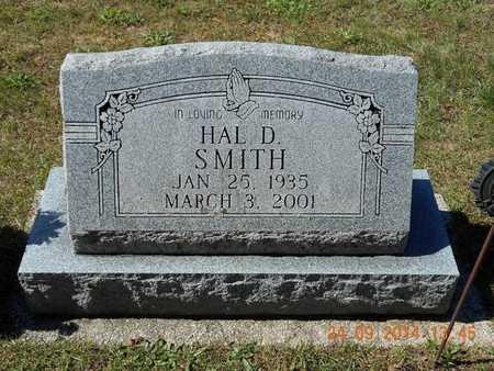 SMITH, HAL D. - Hillsdale County, Michigan | HAL D. SMITH - Michigan Gravestone Photos