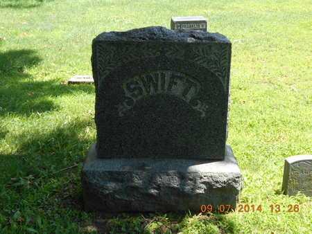 SWIFT, FAMILY - Hillsdale County, Michigan   FAMILY SWIFT - Michigan Gravestone Photos