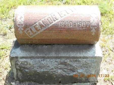 TYLER, ELEANOR F. - Hillsdale County, Michigan | ELEANOR F. TYLER - Michigan Gravestone Photos