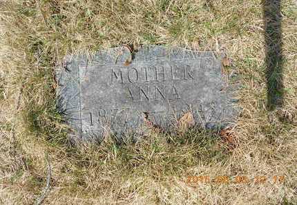 JACKSON, ANNA - Iron County, Michigan   ANNA JACKSON - Michigan Gravestone Photos
