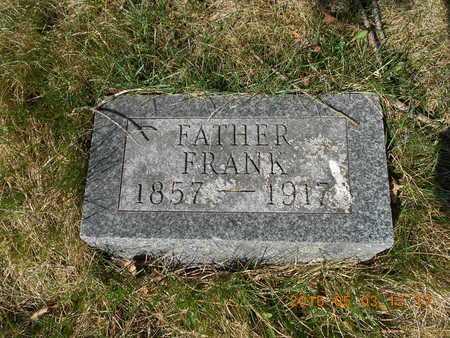 JACKSON, FRANK - Iron County, Michigan | FRANK JACKSON - Michigan Gravestone Photos