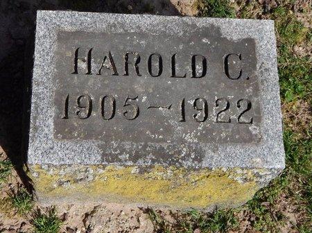 GREER, HAROLD C. - Kalamazoo County, Michigan | HAROLD C. GREER - Michigan Gravestone Photos