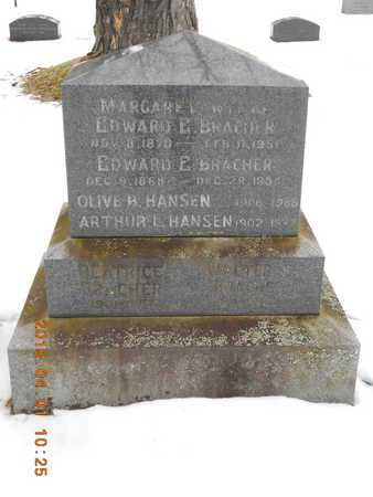 HANSEN, ARTHUR L. - Marquette County, Michigan | ARTHUR L. HANSEN - Michigan Gravestone Photos