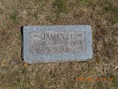CHAPMAN, JAMES E. - Marquette County, Michigan | JAMES E. CHAPMAN - Michigan Gravestone Photos