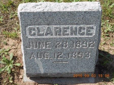COLLINS, CLARENCE - Marquette County, Michigan   CLARENCE COLLINS - Michigan Gravestone Photos
