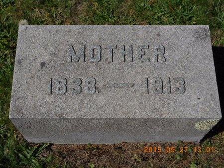 COLLINS, EMMA - Marquette County, Michigan | EMMA COLLINS - Michigan Gravestone Photos
