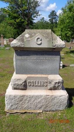 COLLINS, JAMES - Marquette County, Michigan | JAMES COLLINS - Michigan Gravestone Photos