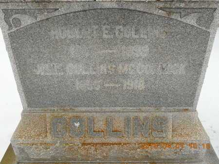 COLLINS, HUBERT E. - Marquette County, Michigan | HUBERT E. COLLINS - Michigan Gravestone Photos