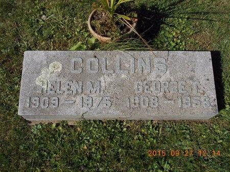 COLLINS, GEORGE T. - Marquette County, Michigan | GEORGE T. COLLINS - Michigan Gravestone Photos
