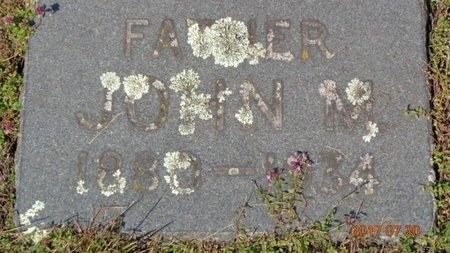 COLLINS, JOHN M. - Marquette County, Michigan | JOHN M. COLLINS - Michigan Gravestone Photos
