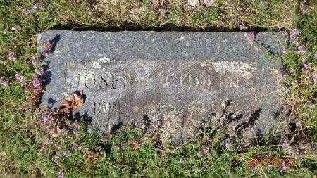 COLLINS, JOSEPH - Marquette County, Michigan | JOSEPH COLLINS - Michigan Gravestone Photos