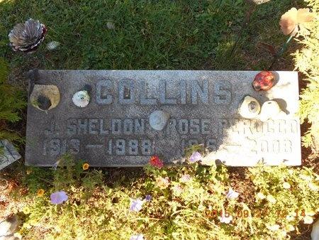 COLLINS, ROSE - Marquette County, Michigan   ROSE COLLINS - Michigan Gravestone Photos