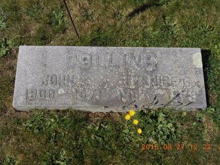 COLLINS, BERNICE G. - Marquette County, Michigan | BERNICE G. COLLINS - Michigan Gravestone Photos