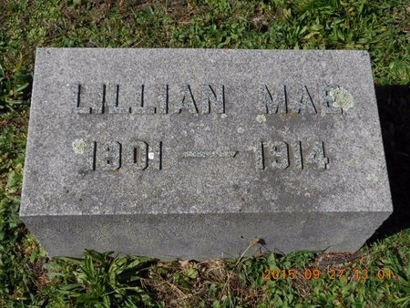 COLLINS, LILLIAN MAE - Marquette County, Michigan | LILLIAN MAE COLLINS - Michigan Gravestone Photos