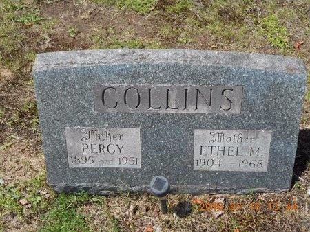 COLLINS, ETHEL M. - Marquette County, Michigan | ETHEL M. COLLINS - Michigan Gravestone Photos