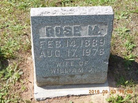 COLLINS, ROSE M. - Marquette County, Michigan | ROSE M. COLLINS - Michigan Gravestone Photos