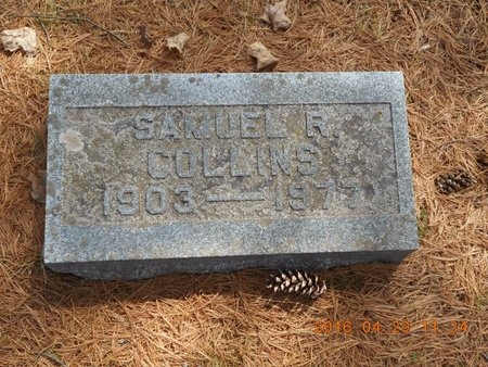 COLLINS, SAMUEL R. - Marquette County, Michigan | SAMUEL R. COLLINS - Michigan Gravestone Photos