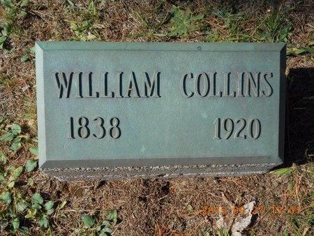 COLLINS, WILLIAM - Marquette County, Michigan   WILLIAM COLLINS - Michigan Gravestone Photos