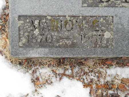 DELF, MARION E. - Marquette County, Michigan | MARION E. DELF - Michigan Gravestone Photos