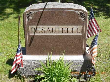 DESAUTELLE, FAMILY - Marquette County, Michigan | FAMILY DESAUTELLE - Michigan Gravestone Photos