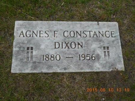 DIXON, AGNES F. - Marquette County, Michigan | AGNES F. DIXON - Michigan Gravestone Photos