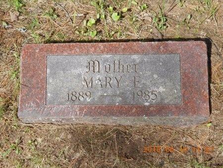DIXON, MARY E. - Marquette County, Michigan | MARY E. DIXON - Michigan Gravestone Photos