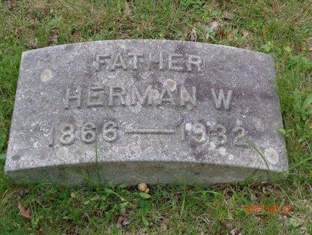 ELSON, HERMAN W. - Marquette County, Michigan | HERMAN W. ELSON - Michigan Gravestone Photos
