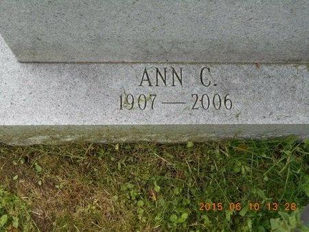 FASSBENDER, ANN C. - Marquette County, Michigan | ANN C. FASSBENDER - Michigan Gravestone Photos