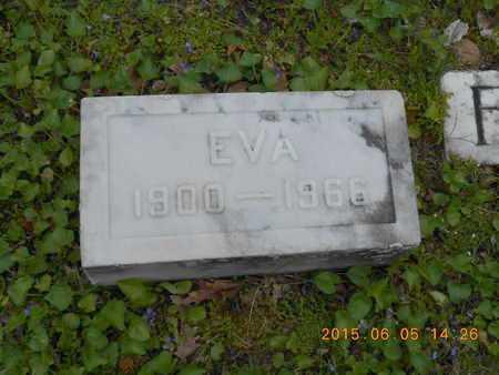 FASSBENDER, EVA - Marquette County, Michigan | EVA FASSBENDER - Michigan Gravestone Photos