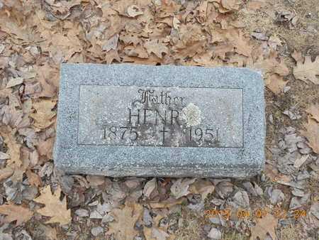 FASSBENDER, HENRY - Marquette County, Michigan   HENRY FASSBENDER - Michigan Gravestone Photos