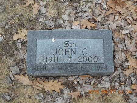 FASSBENDER, JOHN C. - Marquette County, Michigan | JOHN C. FASSBENDER - Michigan Gravestone Photos