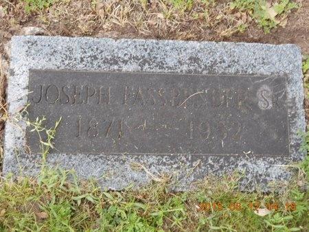 FASSBENDER, JOSEPH - Marquette County, Michigan | JOSEPH FASSBENDER - Michigan Gravestone Photos