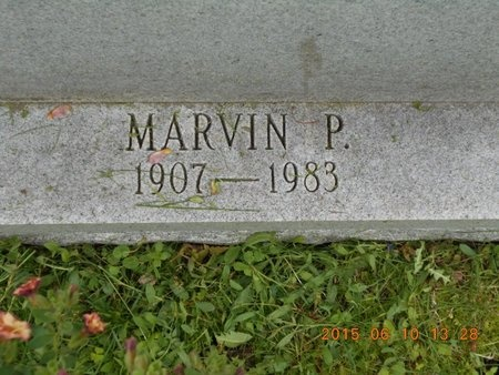 FASSBENDER, MARVIN P. - Marquette County, Michigan | MARVIN P. FASSBENDER - Michigan Gravestone Photos