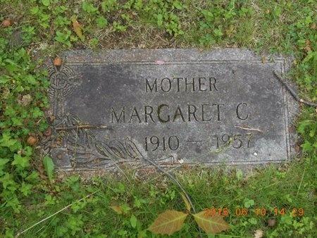 FASSBENDER, MARGARET C. - Marquette County, Michigan   MARGARET C. FASSBENDER - Michigan Gravestone Photos