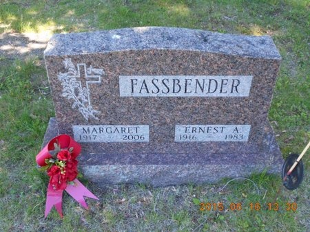 FASSBENDER, ERNEST A. - Marquette County, Michigan | ERNEST A. FASSBENDER - Michigan Gravestone Photos