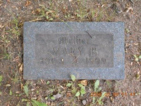 GAVIGLIO, MARY B. - Marquette County, Michigan | MARY B. GAVIGLIO - Michigan Gravestone Photos
