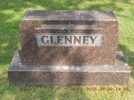 GLENNEY, FAMILY - Marquette County, Michigan | FAMILY GLENNEY - Michigan Gravestone Photos
