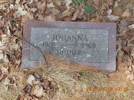 GUIZZETTI, JOHANNA - Marquette County, Michigan | JOHANNA GUIZZETTI - Michigan Gravestone Photos