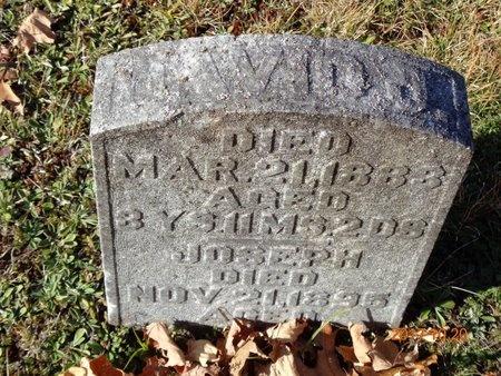 HANSEN, DAVID J. - Marquette County, Michigan | DAVID J. HANSEN - Michigan Gravestone Photos